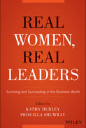 Cover of Real Women, Real Leaders: Surviving and Succeeding in the Business World