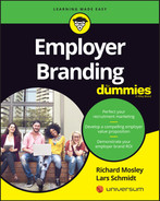 Cover of Employer Branding For Dummies
