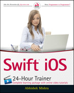 Cover of Swift iOS 24-Hour Trainer