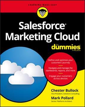Salesforce Marketing Cloud For Dummies Book