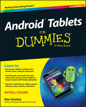 Android Tablets For Dummies, 3rd Edition