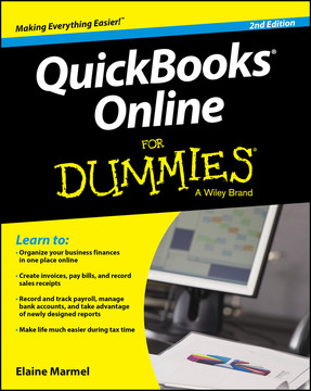 QuickBooks Online For Dummies, 2nd Edition [Book]