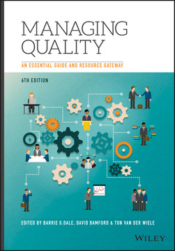 Managing Quality, 6th Edition