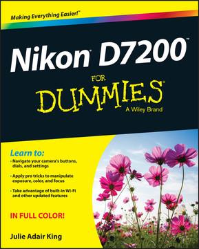 Nikon D7200 For Dummies [Book]