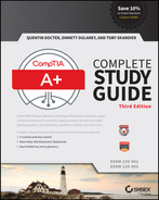 Cover of CompTIA A+ Complete Study Guide