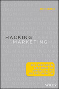 Cover of Hacking Marketing
