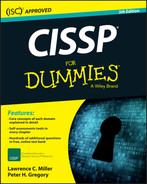 Cover of CISSP For Dummies, 5th Edition