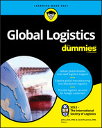 Cover of Global Logistics For Dummies