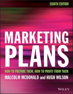Marketing Plans, 8th Edition