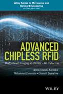 Cover of Advanced Chipless RFID