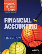 Cover of Financial Accounting: IFRS, 3rd Edition