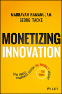 Cover of Monetizing Innovation