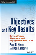 Cover of Objectives and Key Results