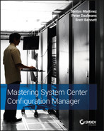 Cover of Mastering System Center Configuration Manager