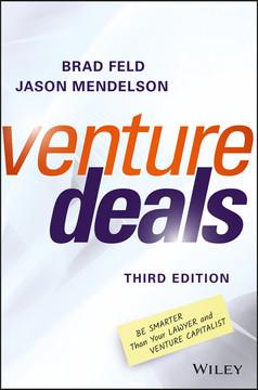 Venture Deals, 3rd Edition