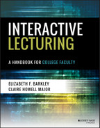Cover of Interactive Lecturing