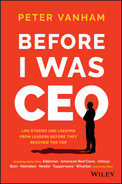 Cover of Before I Was CEO
