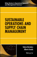 Cover of Sustainable Operations and Supply Chain Management