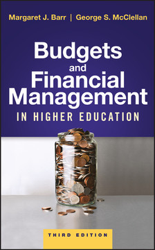 Budgets and Financial Management in Higher Education, 3rd Edition