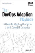 Cover of The DevOps Adoption Playbook
