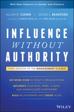 Influence Without Authority, 3rd Edition