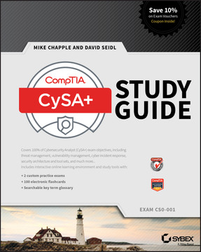 CompTIA Cybersecurity Analyst (CSA+) Study Guide