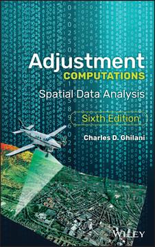 Adjustment Computations, 6th Edition