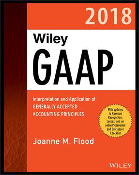 Wiley GAAP 2018, 16th Edition