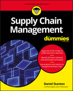 Cover of Supply Chain Management For Dummies