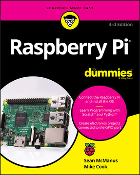 Raspberry Pi For Dummies, 3rd Edition [Book]