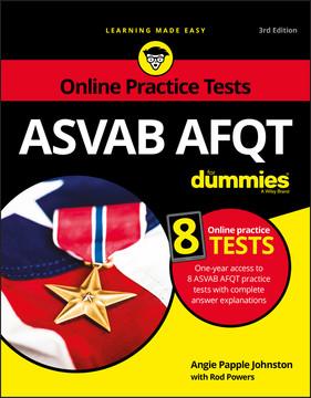 ASVAB AFQT For Dummies, 3rd Edition