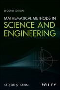 Cover of Mathematical Methods in Science and Engineering, 2nd Edition
