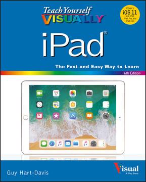 Teach Yourself VISUALLY iPad, 6th Edition