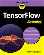 Cover of TensorFlow For Dummies
