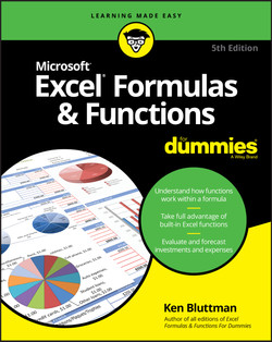 Excel Formulas & Functions For Dummies, 5th Edition