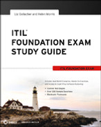 Cover of ITIL Foundation Exam Study Guide