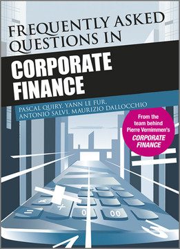 Frequently Asked Questions in Corporate Finance