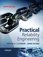 Cover of Practical Reliability Engineering, 5th Edition