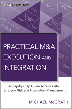 Practical M&A Execution and Integration: A Step by Step Guide To Successful Strategy, Risk and Integration Management
