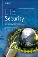 Cover of LTE Security