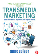 Cover of Transmedia Marketing