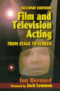 Cover of Film and Television Acting, 2nd Edition