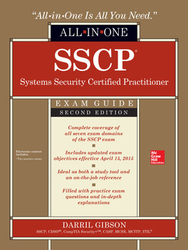 SSCP Systems Security Certified Practitioner All-in-One Exam Guide, Second Edition, 2nd Edition