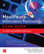 Cover of Healthcare Information Technology Exam Guide for CHTS and CAHIMS Certifications, 2nd Edition