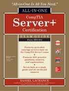 Cover of CompTIA Server+ Certification All-in-One Exam Guide (Exam SK0-004) (PPK)