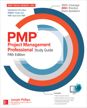 PMP Project Management Professional Study Guide, 5th Edition