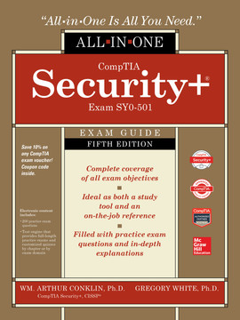 CompTIA Security+ All-in-One Exam Guide, Fifth Edition (Exam