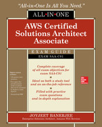 Cover of AWS Certified Solutions Architect Associate All-in-One Exam Guide (Exam SAA-C01)
