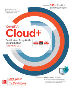 CompTIA Cloud+ Certification Study Guide, Second Edition (Exam CV0-002), 2nd Edition