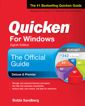Quicken for Windows: The Official Guide, Eighth Edition, 8th Edition